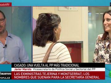 Javier Maroto en Al Rojo Vivo