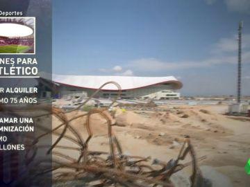Las opciones del Atlético para jugar esta temporada en el Wanda Metropolitano