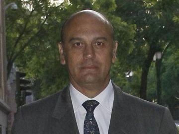 El empresario Juan Muñoz, en una foto de archivo