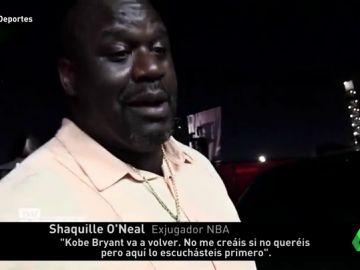 Kobe is back