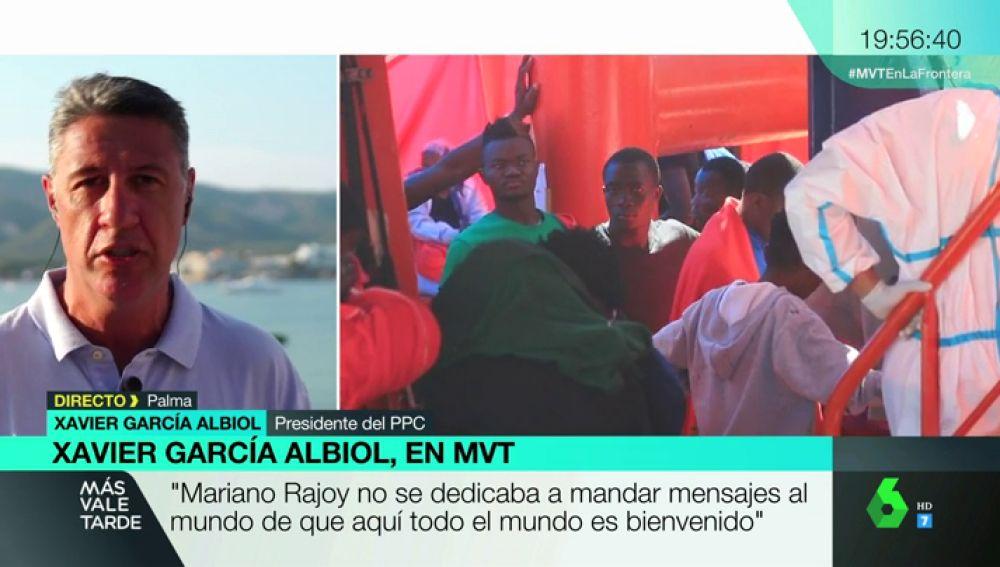 García Albiol en MVT.