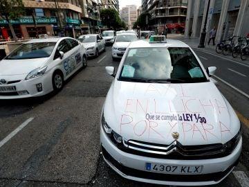 Taxis en Valencia