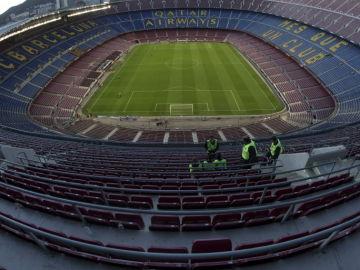 Camp Nou, estadio del Barcelona