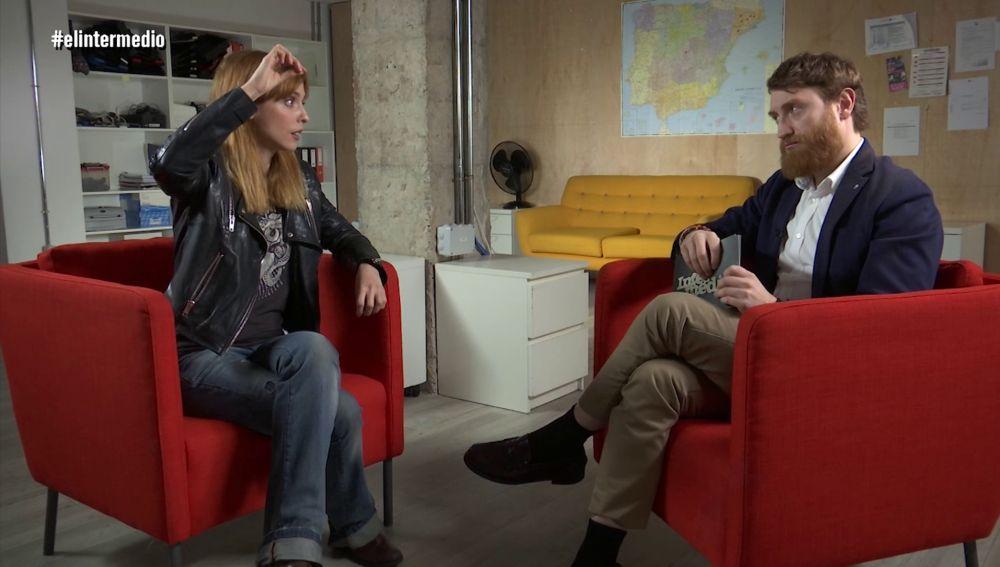 Manuel Burque entrevista a Leticia Dolera