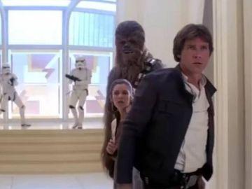Han Solo, en El Imperio Contraataca