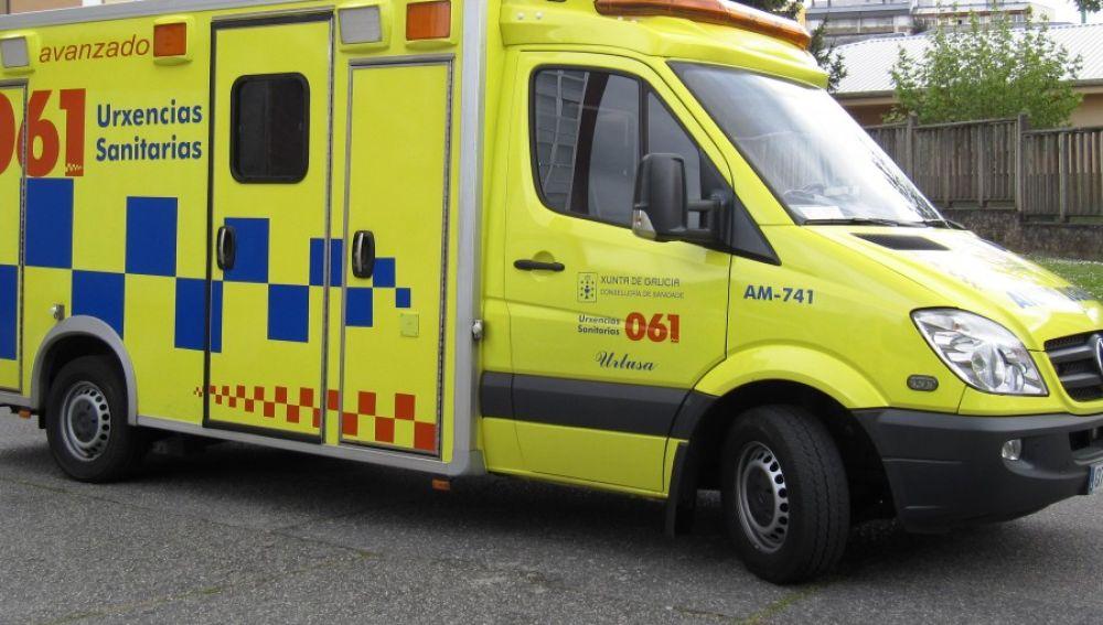 Ambulancia de Galicia