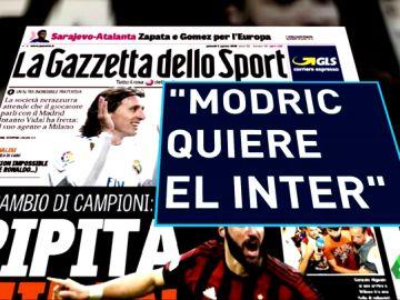 El Real Madrid impide la salida de Luka Modric con una cifra millonaria