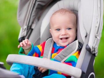 Bebé en carrito