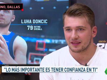 Entrevista Doncic