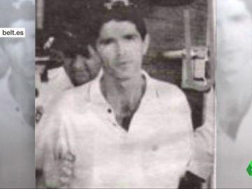 Santiago Izquierdo Trancho, preso fugado