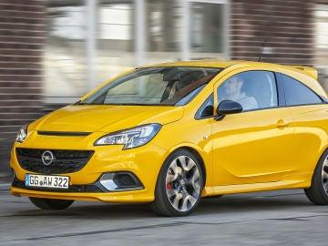 Llega el Opel Corsa GSI con 150 CV