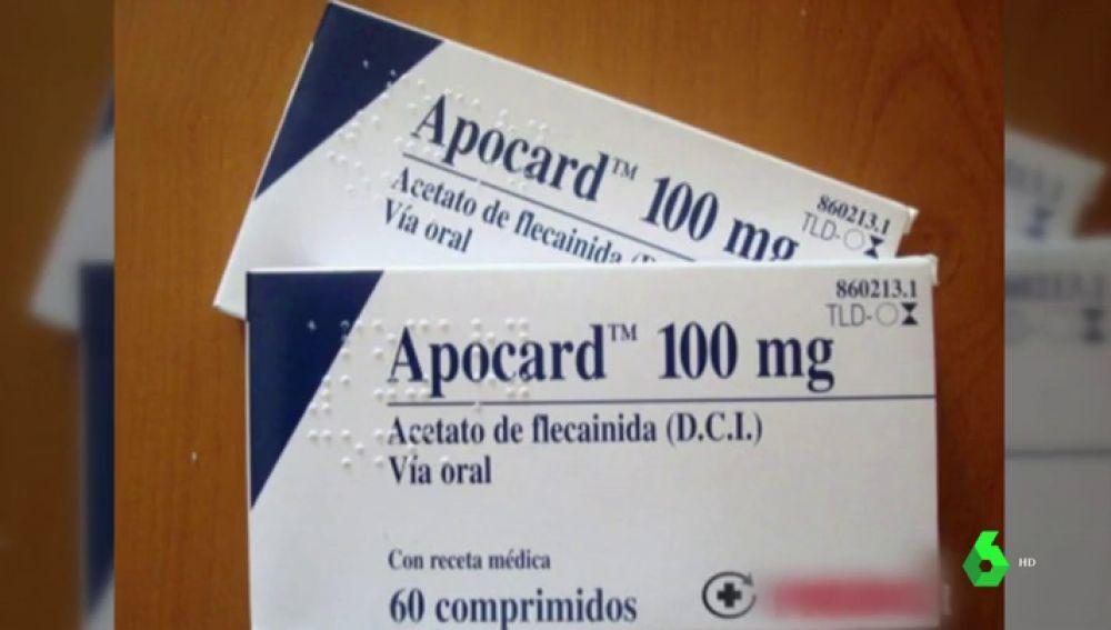 Medicamento 'Apocard'
