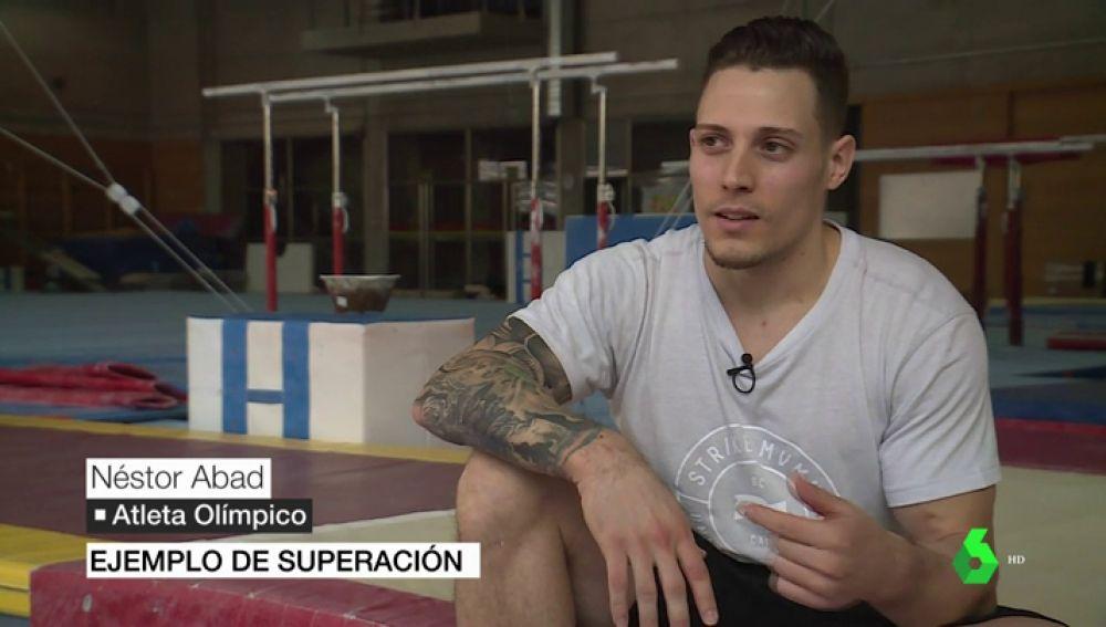 """Néstor Abad, sobre su grave lesión: """"Te sientes decepcionado contigo mismo"""""""
