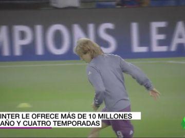 Exclusiva laSextaDeportes: Luka Modric se plantea dejar el Real Madrid alentado por su agente y Mijatovic