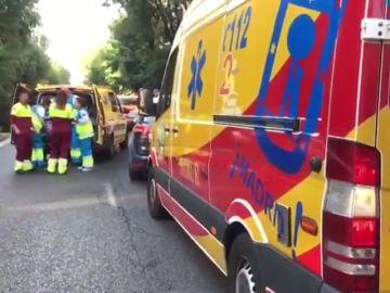 Fallece una persona y otra se encuentra con pronóstico grave tras una reyerta entre hermanos en Madrid
