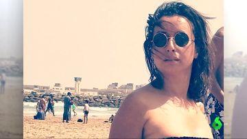 Imagen de la activista marroquí defensora de los derechos humanos