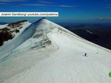 montaña suecia