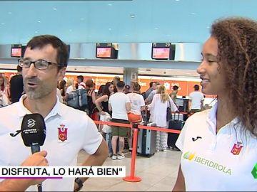 Veteranos y jóvenes promesas del atletismo ponen rumbo a Berlín