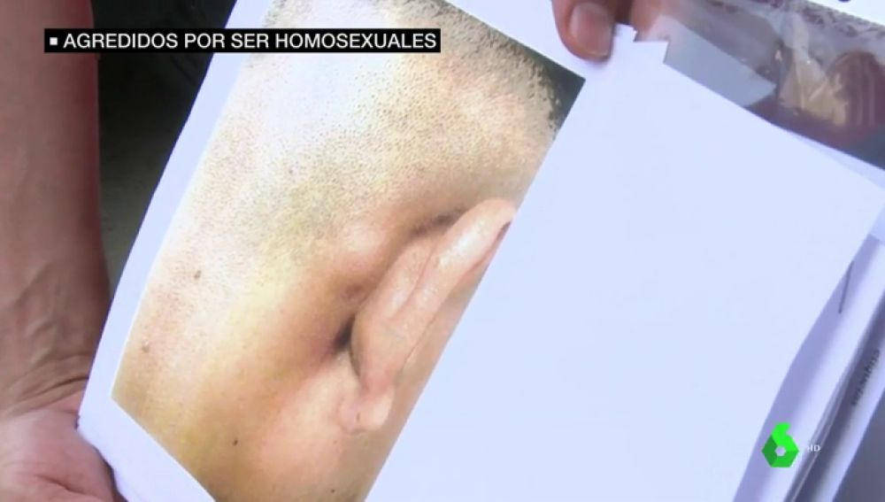 Chico gay murcia