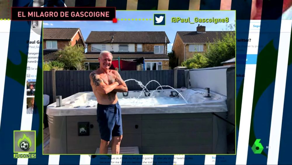 Gascoigne is back