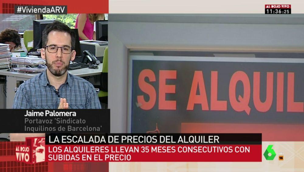 Jaime Palomera en ARV.