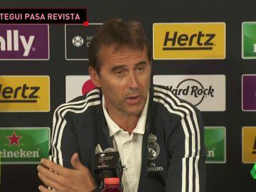 """Lopetegui: """"Modric y Kovacic van a ser muy felices en el Real Madrid"""""""