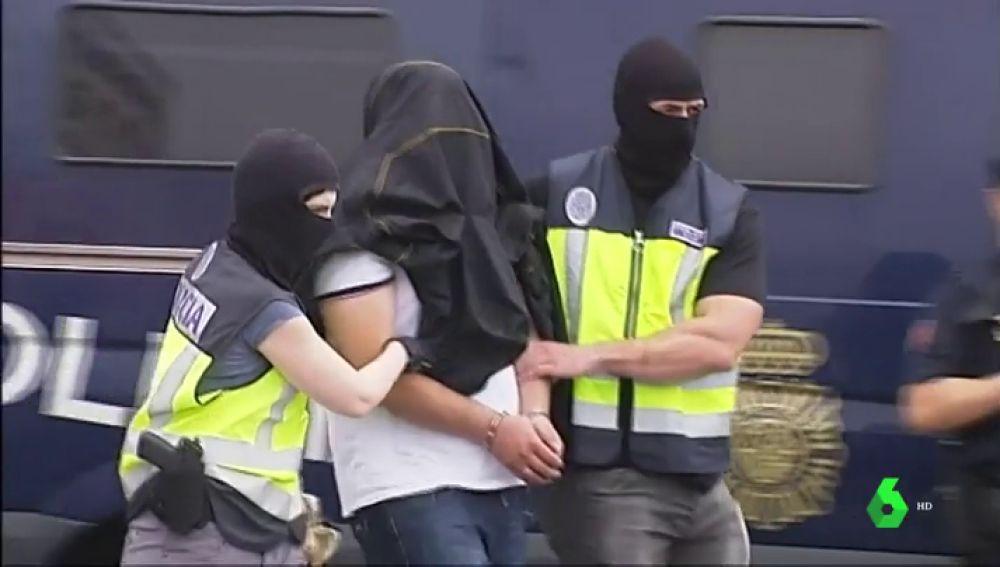 Detenido un presunto yihadista del Dáesh