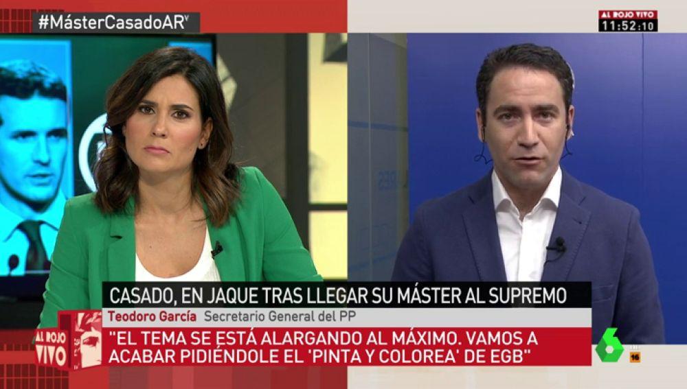 Teodoro García en ARV.