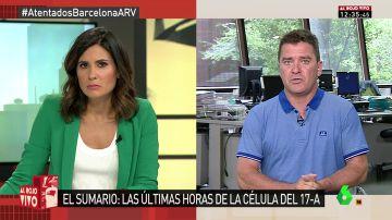 Carlos Quílez en Al Rojo Vivo.