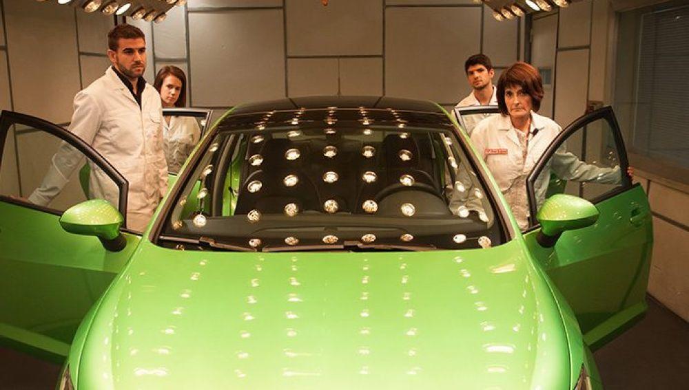 Olor a coche nuevo