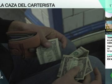 Carteristas en el Metro de Madrid