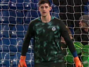 Courtois sigue sin entrenar