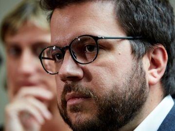 El vicepresidente y conseller de Economía, Pere Aragonés.