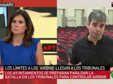 Jorge García Castaño, concejal del Ayuntamiento de Madrid, en Al Rojo Vivo.
