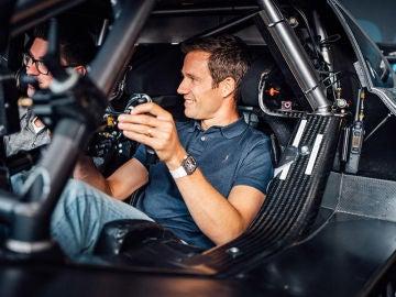 2018 Sebastien Ogier-Mercedes
