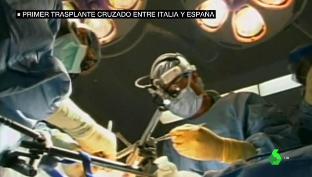 El trasplante de riñón ya no tiene fronteras en España: se realiza con éxito una operación cruzada internacional