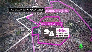 Madrid, Bilbao y San Sebastián plantan cara a Competencia: lucharán contra el 'efecto Airbnb' hasta en los tribunales