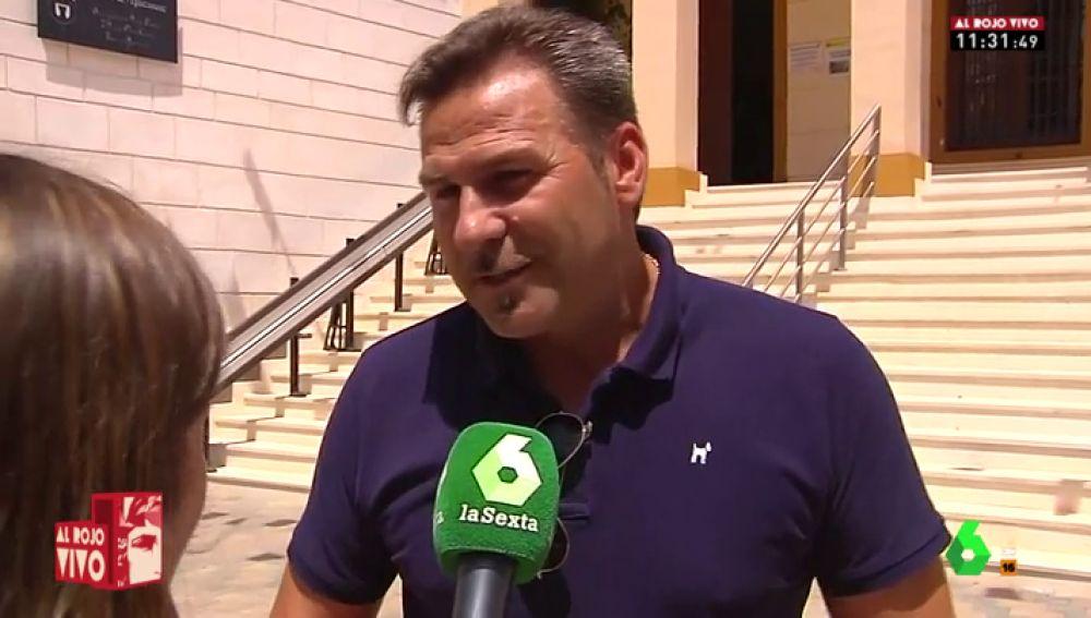 Alejandro Morant, vicepresidente de la Diputación de Alicante del PP