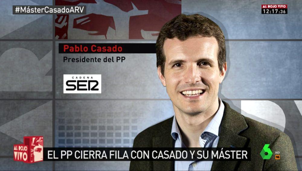 """La polémica del máster persigue a Pablo Casado hasta Colombia: """"¿Cómo pudo obtener esa calificación sin asistir a clase?"""""""