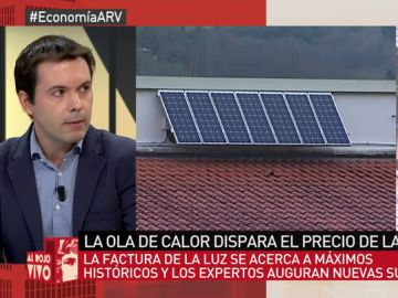 """Juan Ramón Rallo: """"El Gobierno no hace nada porque la Unión Europea es la primera interesada en que suba el precio de la luz"""""""