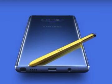 Así es el nuevo Samsung Galaxy Note 9
