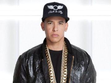 Daddy Yankee en una foto de archivo