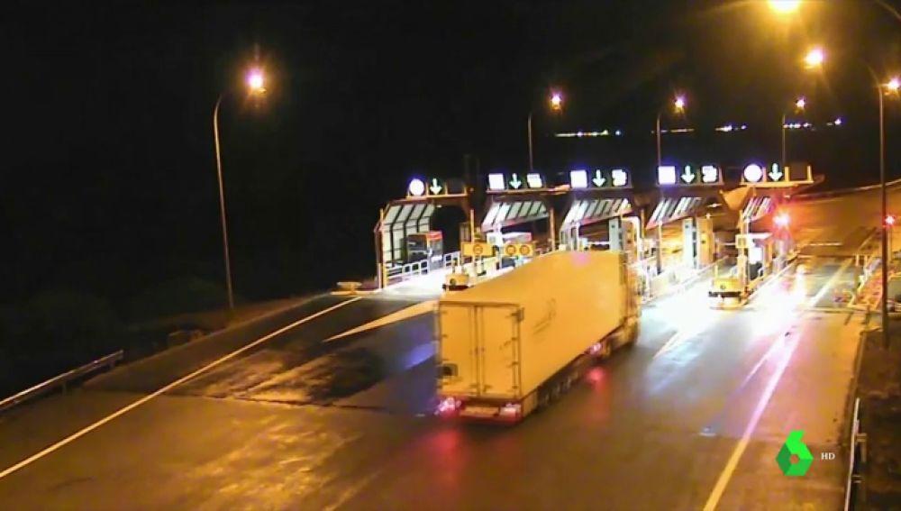 La Guardia Civil desarticula un grupo criminal que atracó un camión a punta de pistola