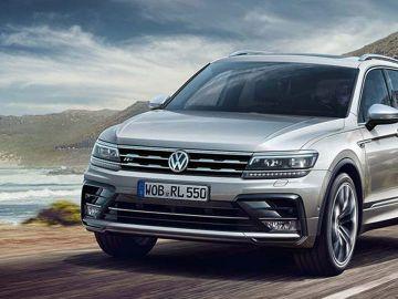 Volkswagen Tiguan Allspace Sport