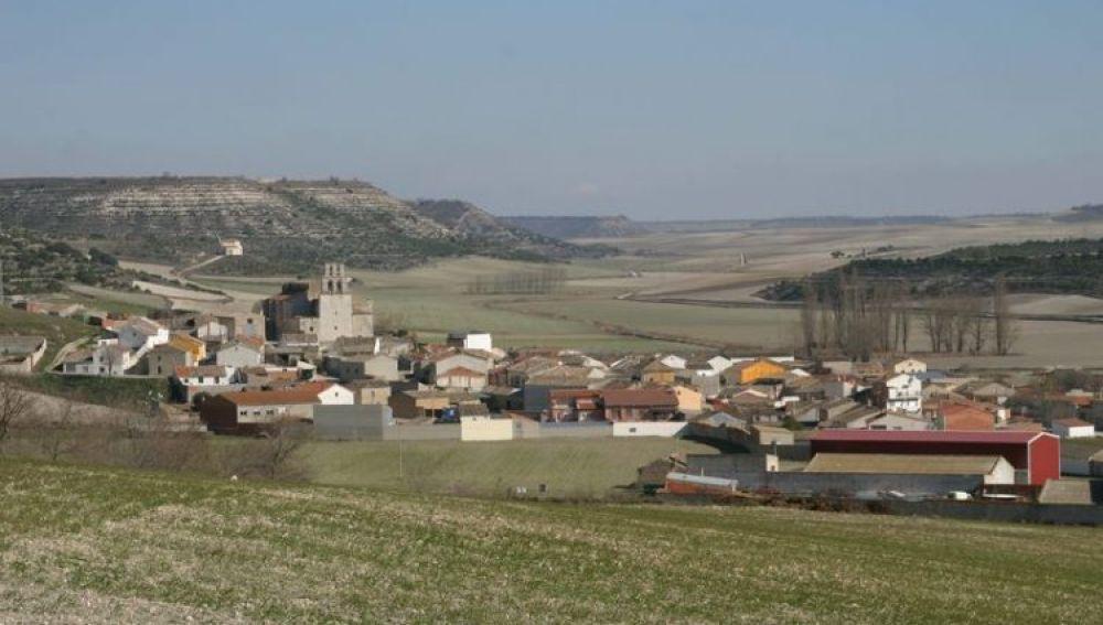 La localidad vallisoletana de Castrillo-Tejeriego