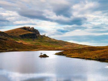 Isla de Skye, Escocia