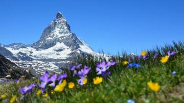 Matterhonr, Suiza