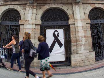 Luto en el Ayuntamiento de Llanes