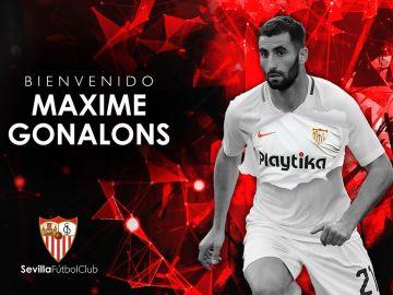 Gonalons llega cedido al Sevilla