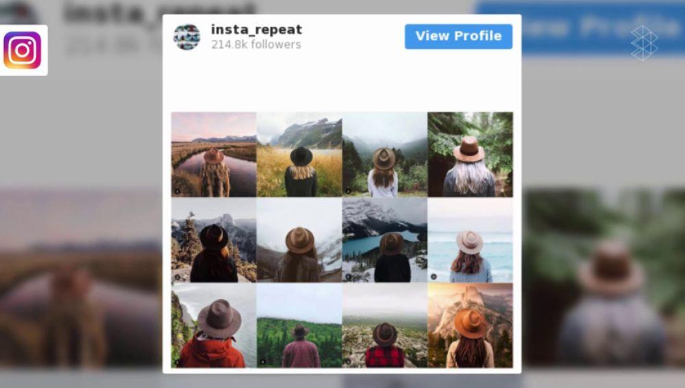 Esta es la prueba que demuestra que no eres original en Instagram